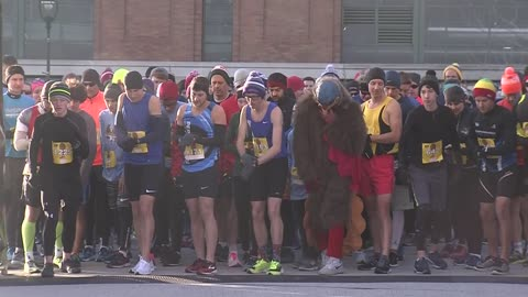 Drumstick Dash gears up for 6th annual event to benefit Feeding America