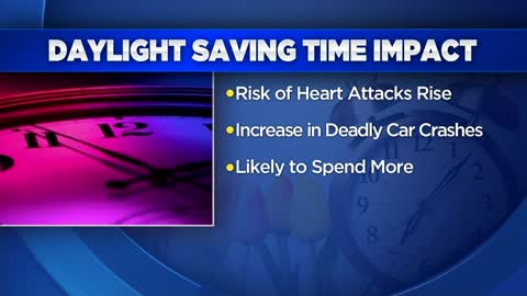 Daylight Saving Time: How it can impact your health, habits