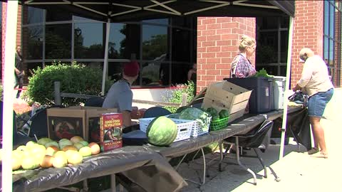 Eat Fresh Farmers Market now open on MLK Drive