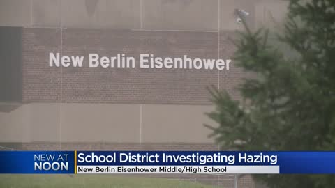 Possible hazing involving members of Eisenhower football team under investigation