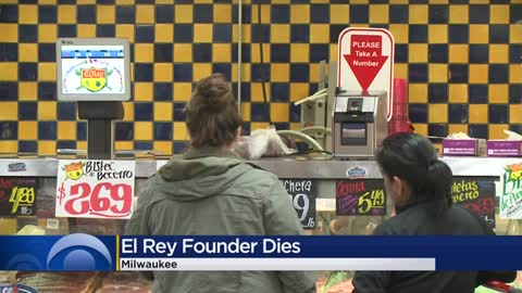 El Rey Foods mourns the loss of a founder