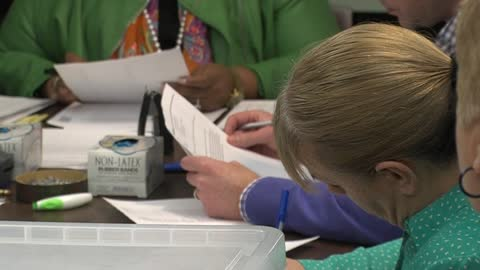 Milwaukee County election workers begin audit process