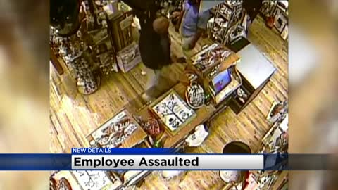 Video shows customer attacking 16-year-old Germantown Cracker Barrel employee