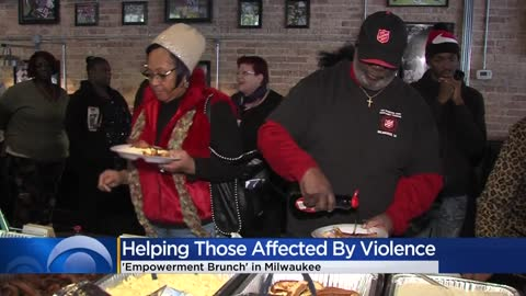 Milwaukee 'empowerment brunch' supports those affected by...
