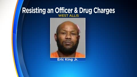 Milwaukee man arrested for possessing heroin, cocaine, resisting...