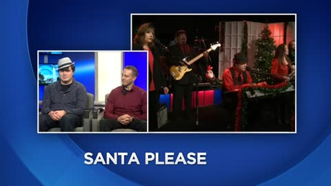 "Autistic singer/songwriter Eric Look is out with new Christmas song called ""Santa Please"""