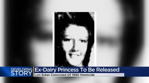 Former Wisconsin dairy princess convicted in 1989 murder released...
