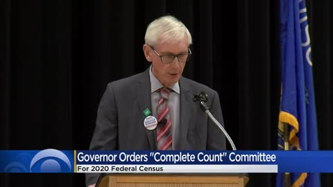 Evers orders 'Complete Count Committee' for 2020 federal census
