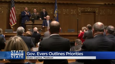 Gov. Tony Evers calls for special session to tackle farm crisis...