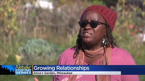 Natalie's Everyday Heroes: Venice Williams of Alice's Garden