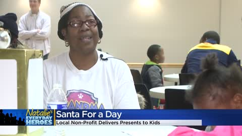 Natalie's Everyday Heroes: Rich Gentile of 'Santa for a Day' program