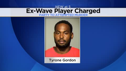 Former Milwaukee Wave player charged after passenger shoots two victims following traffic incident
