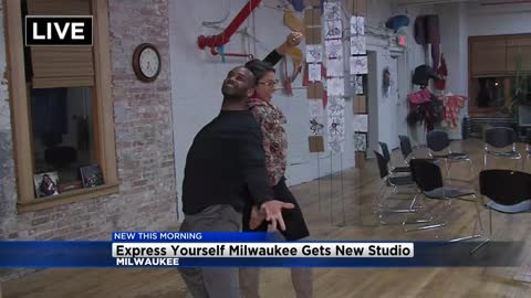 "Milwaukee area artists now have a new place to hang their paint brushes at ""Express Yourself"""
