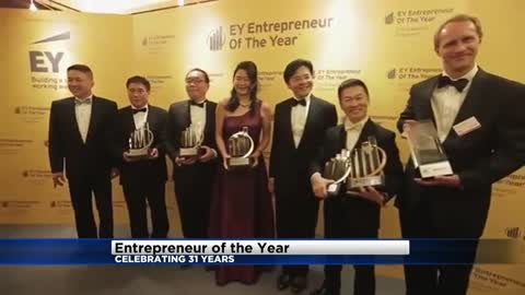 EY Entrepreneur of the Year Celebrating 31 Years