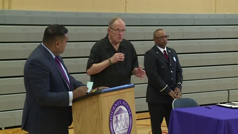 Public hears from two proposed new members of Milwaukee's Fire and Police Commission for first time
