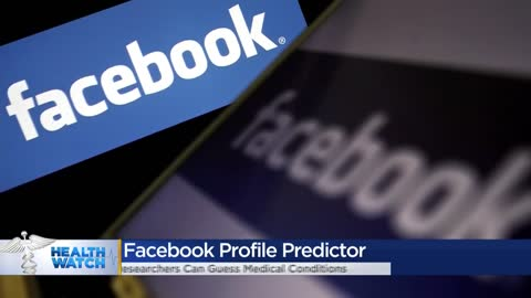 Your Facebook profile can indicate if you have a medical condition, a study finds