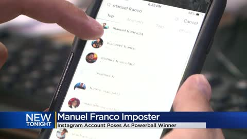 Scammers pose as West Allis Powerball winner on fake social media accounts