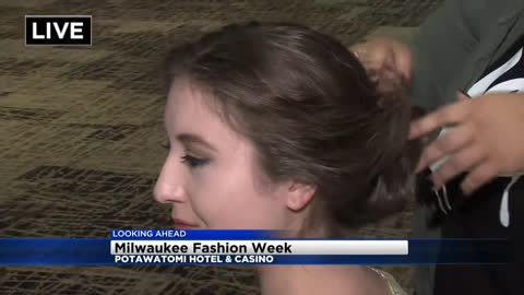 Potawatomi Hotel & Casino becomes a venue for haute couture this week