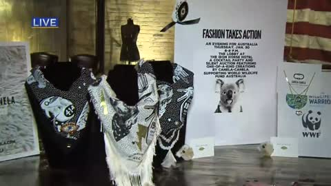 "Thursday's ""Fashion Takes Action"" event at The Iron Horse..."