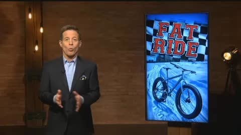 Fat Tire Racing brings cycling and winter together