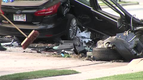 MPD responds to fatal crash near Howard and Whitnall