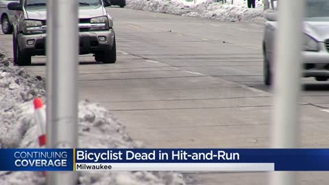 Milwaukee police take suspect in custody for fatal hit-and-run...