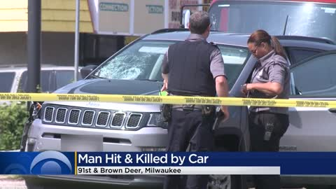 Pedestrian hit, killed near 91st and Brown Deer
