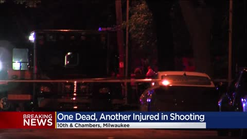 One dead, one seriously injured in North side shooting