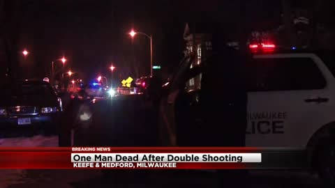 MPD: 1 dead, 1 hurt in shooting near Keefe and Medford