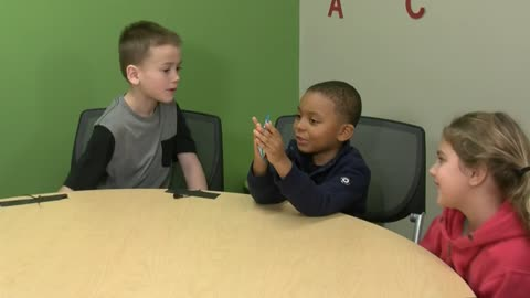 Feelings and Fruit Snacks: Kids talk about love