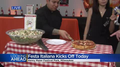 Festa Italiana enters 42nd year this weekend