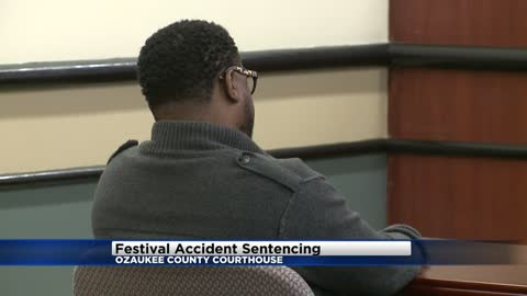 Man sentenced after hitting 2 women near Cedarburg Strawberry Fesitval