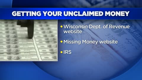 How to find your unclaimed money