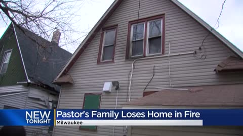 Family of 8 left homeless after house fire 2 days before Thanksgiving