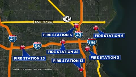 """How can we feel safe?"": Fire Station closures raise concerns across Milwaukee"