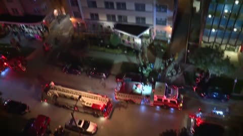Multiple women & children displaced by east side apartment fire