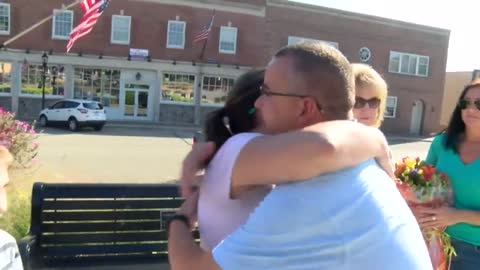 West Allis Firefighter reunites with family of woman he performed CPR on while being attacked