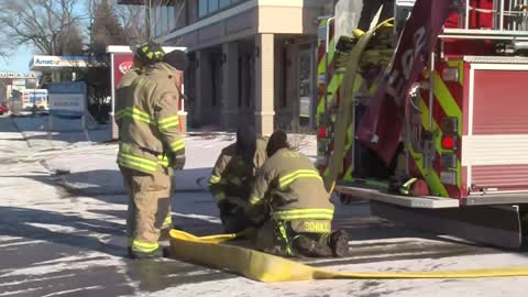 Firefighters called to building with daycare in West Allis