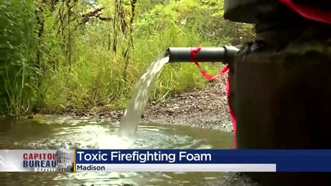 Wisconsin lawmakers approve firefighting foam restrictions