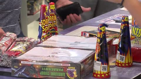 4th of July reminder: All fireworks in Milwaukee are illegal and can cost you up to $1,000 in fines