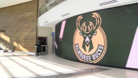 """An experience you've never had:"" A look at the technology inside Fiserv Forum"
