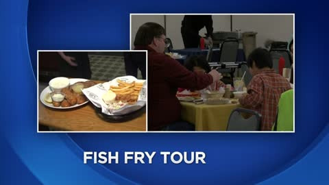 Milwaukee Fish Fry Tour being offered every Friday night during Lent