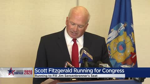 Republican Fitzgerald announces run for Congress