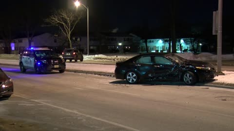 Milwaukee Police arrest 5 after chase involving car stolen out of Waupaca County
