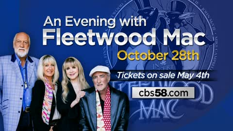 Fleetwood Mac coming to Wisconsin Entertainment and Sports Center