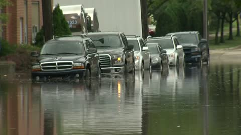 Watertown residents prepare for storm while still recovering from Friday's flood