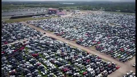 Used cars damaged by hurricane floods could be sold in Wisconsin