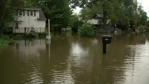 Already flooded Milwaukee River expected to rise