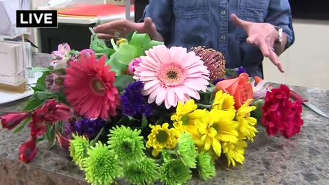 Making mom's flowers last even way after Mother's Day