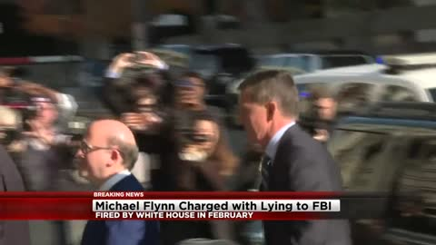Ex-Trump aide Michael Flynn pleads guilty, lied to FBI